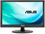 ASUS - Monitor LCD Touch - Asus 15,6' VT168N Touch HD LED monitor, fekete