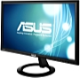 ASUS - Monitor LCD TFT - ASUS 21' VX228H LED FHD monitor, fekete