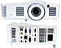 Optoma - Projector - Optoma DH400 FHD DLP 3D projektor
