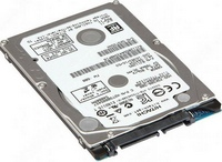 Hitachi - Drive HDD Notebook - Hitachi HGST Travelstar Z5K500 500GB 5400rpm 8MB SATA II notebook merevlemez / winchester