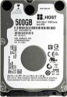 Hitachi - Drive HDD Notebook - Hitachi HTS545050B7E660 500Gb 5400rpm 16Mb 2,5' 7mm SATA3 merevlemez