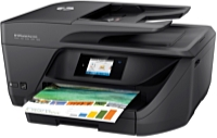 HP - Printer Tintasugaras MFP - HP OfficeJet Pro 6960 All-in-One színes tintasugaras nyomtató