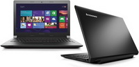 Lenovo - Notebook - Lenovo Ideapad B50-70 59-432439 15,6' FHD i3-4005U 4GB 1TB DOS fekete notebook