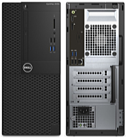 Dell - PC Szerelt Gépek - Dell Optiplex 3050MT i3-7100 4Gb 500Gb Linux 3y PC
